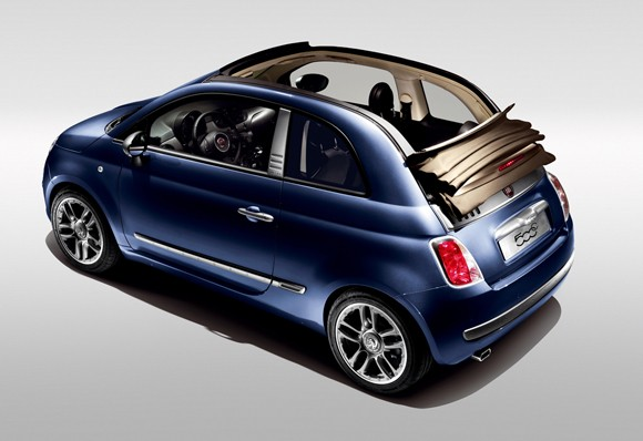 glamour luxo fiat 500 by diesel. Black Bedroom Furniture Sets. Home Design Ideas