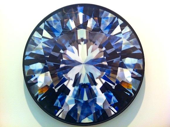 João Pedro Vale - Lenticular Diamante