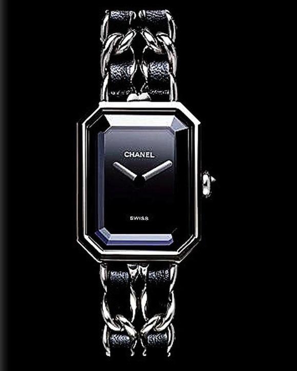 34015334f9b radarx.com.br » Blog Archive » Chanel relança relógio Première com ...