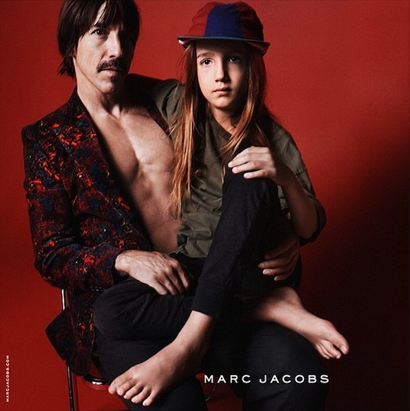 Marc Jacobs Anthony Kiedis 01