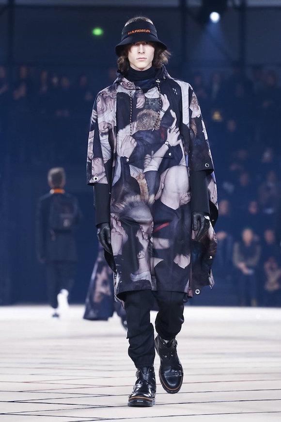 Dior Homme Dan Witz Street Artist 02