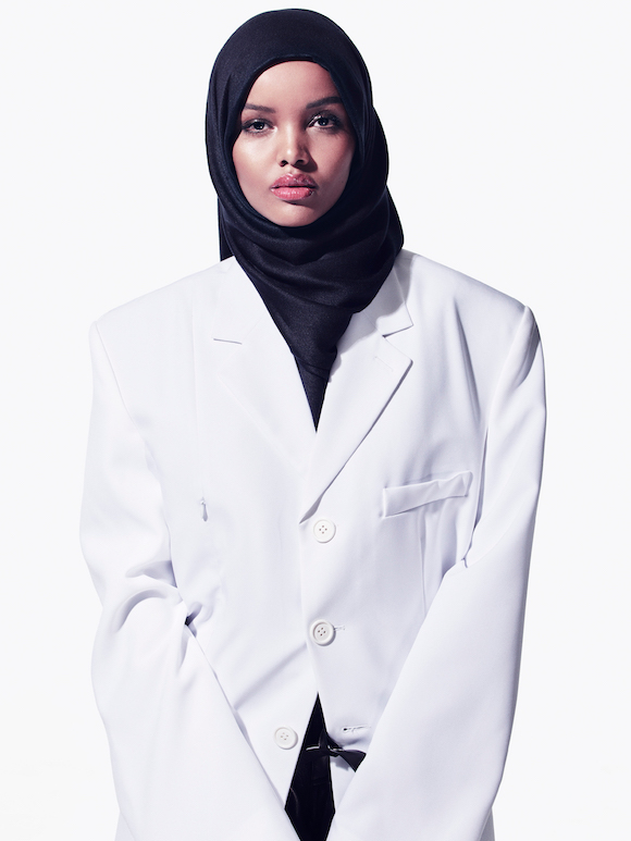 CR Fashion Book Muslim Womens Day 02 Halima Aden