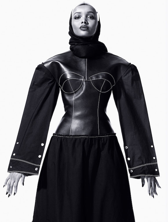 CR Fashion Book Muslim Womens Day 03 Halima Aden