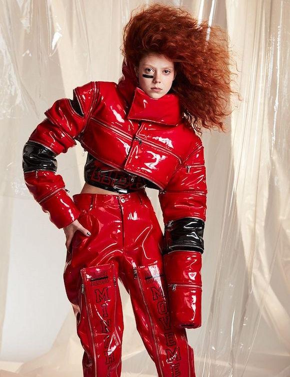 Fashion Trend Vermelho 02
