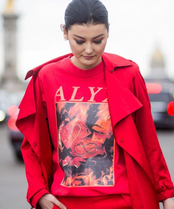 Fashion Trend Vermelho 07