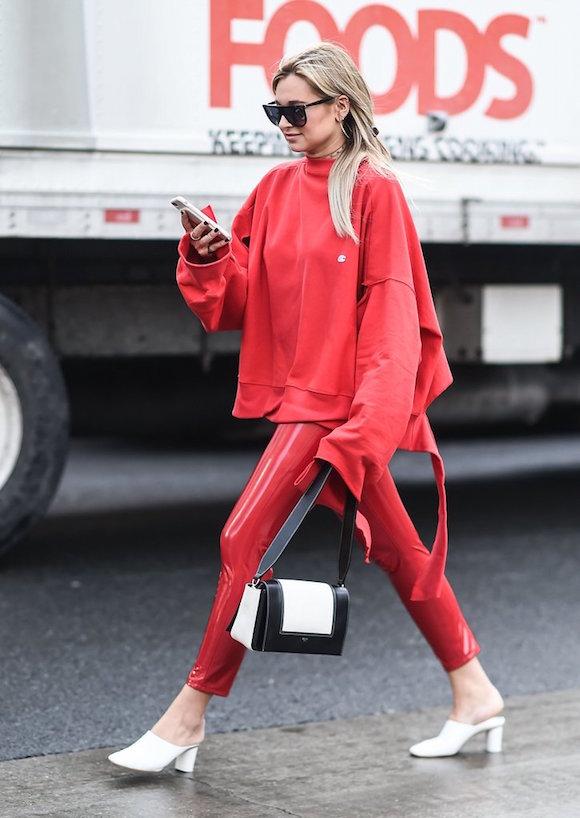 Fashion Trend Vermelho 09
