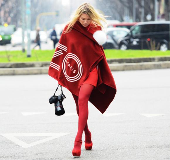 Fashion Trend Vermelho 10