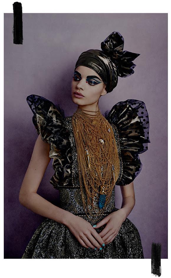 Maquiagem Louboutin 01