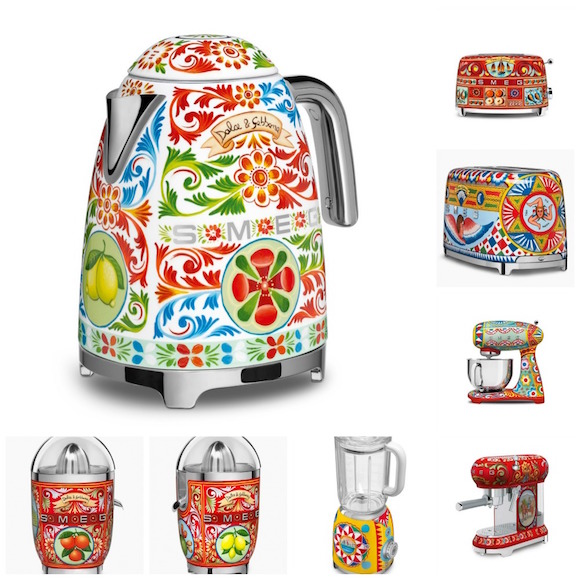 Dolce and Gabbana Smeg 01