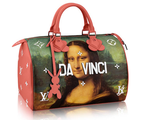 Louis Vuitton Jeff Koons 02